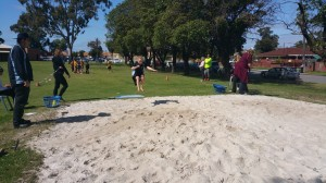 Interschool Jumps, Throws, Distant Runs