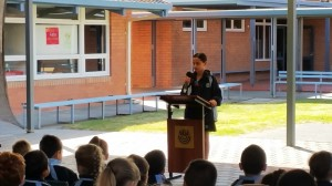 ANZAC Assembly 2015  10