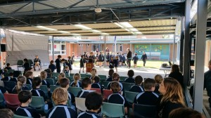 ANZAC Assembly 2015  12