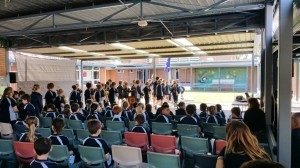 ANZAC Assembly 2015  13