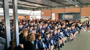 ANZAC Assembly 2015