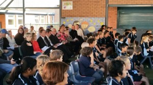 ANZAC Assembly 2015  3