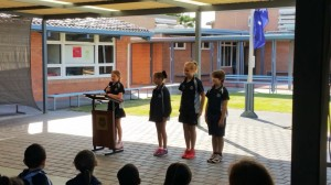 ANZAC Assembly 2015  4