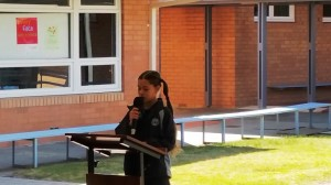 ANZAC Assembly 2015  7