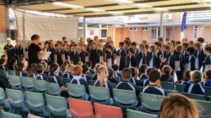 ANZAC Assembly 2015  8