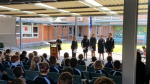 ANZAC Assembly 2015  9
