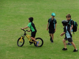 Bike or Hike to School 25